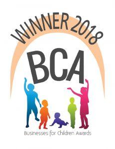 Business for Children Award Winner 2018