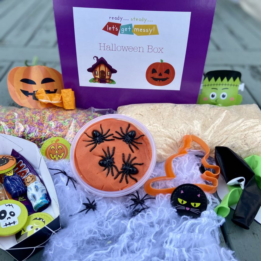 Halloween Boxes Now Available