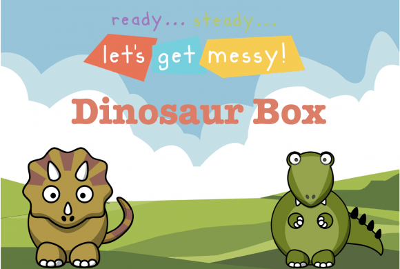 Dinosaur Boxes Now Available