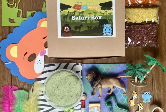 Safari Boxes Now Available