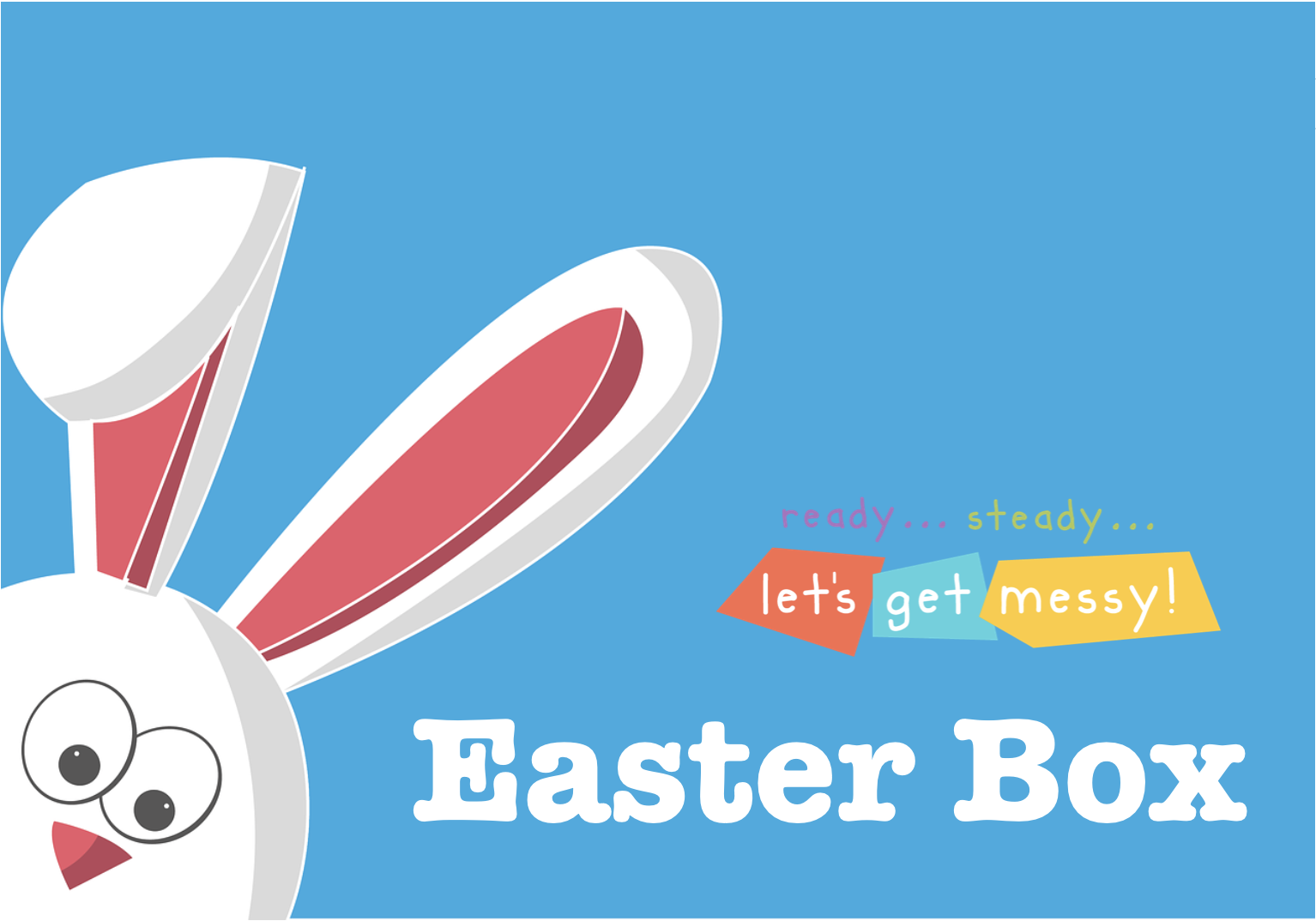 Easter Messy Play Box